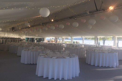 Marquee Wedding Venues Ireland