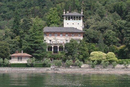 Villa wedding lake iseo