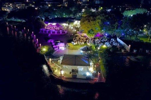 Garden Wedding Venue Lake Iseo
