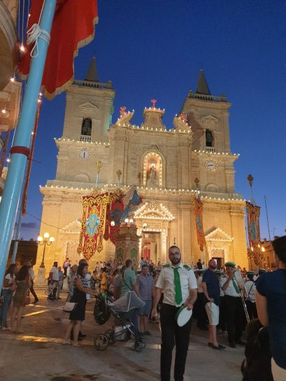 Tarxien Church Festa
